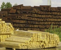 Russisches Holz