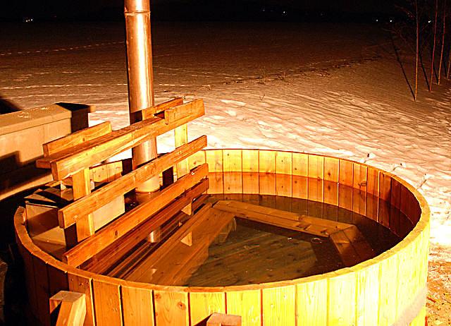 banja in l hne banja russische sauna russkaja banja. Black Bedroom Furniture Sets. Home Design Ideas