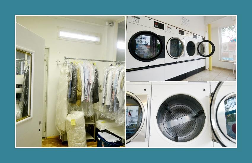 SB-Waschsalon Waschtreff  Hannover